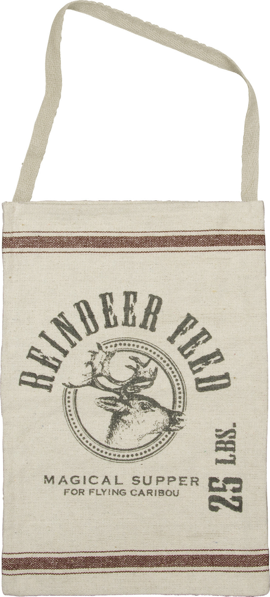 Reindeer Feed Bag - Magical Supper for Flying Caribou
