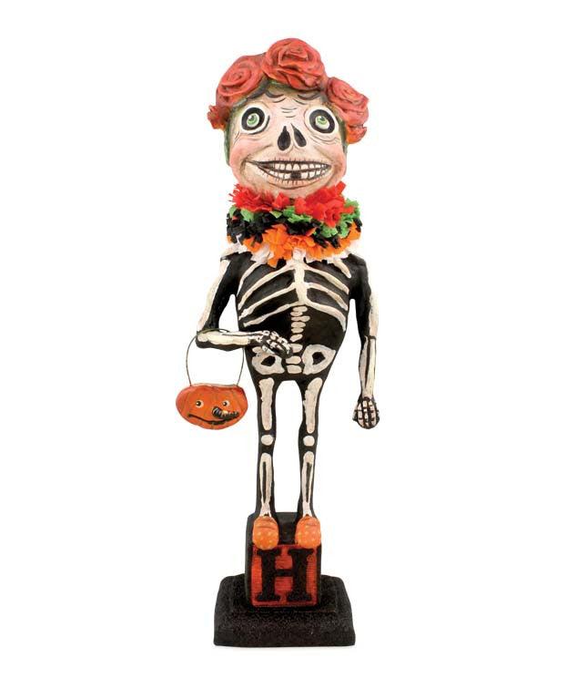 Rosie Day Of The Dead by Debra Schoch
