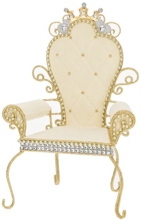 Royal Chair for Dolls
