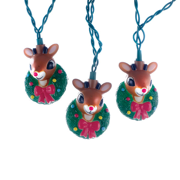 Rudolph the Red Nosed Reindeer Light Set