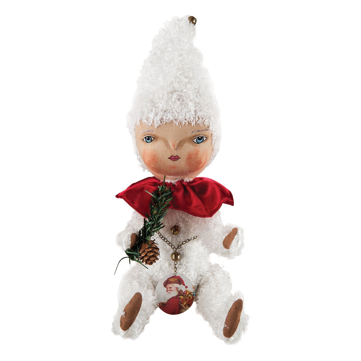 Rue Snowbaby Doll - Joe Spencer Christmas