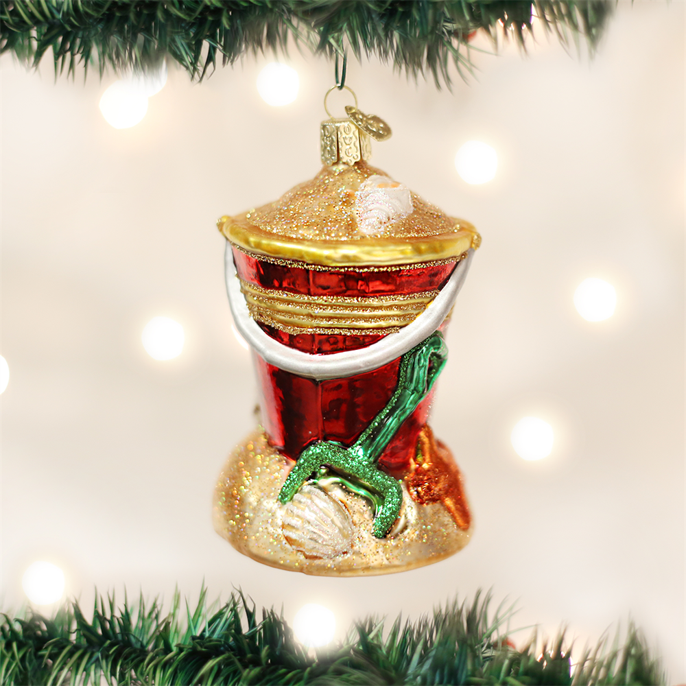 Sand Pail Ornaments