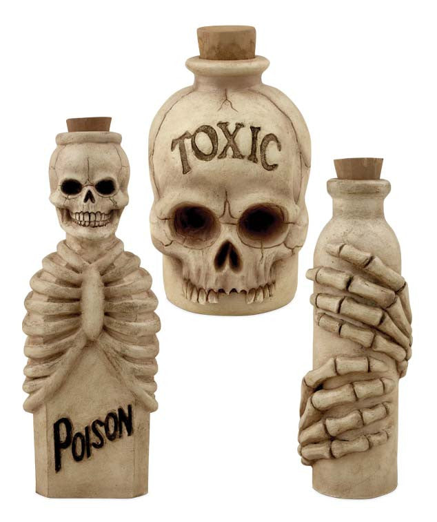Skeletal Bottles