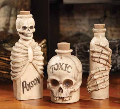 Skeleton Bottles