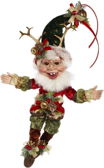 Mark Roberts Sleigh Ride Elf - 13""