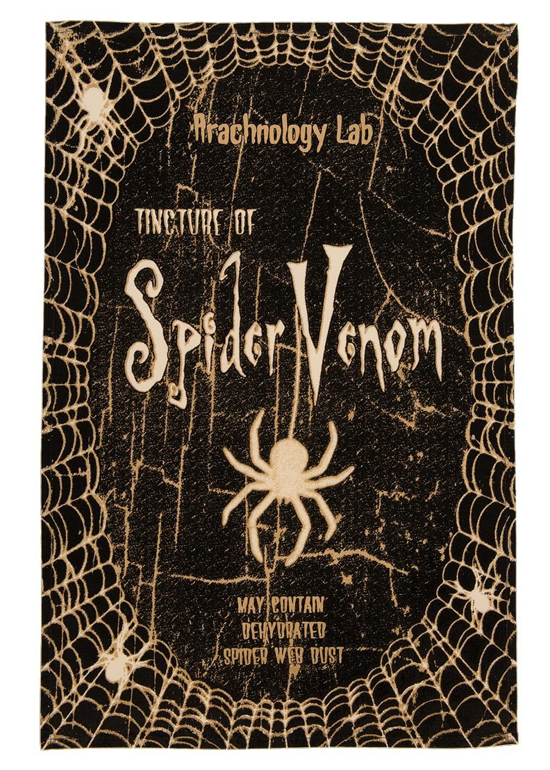 Spider Venom Towel