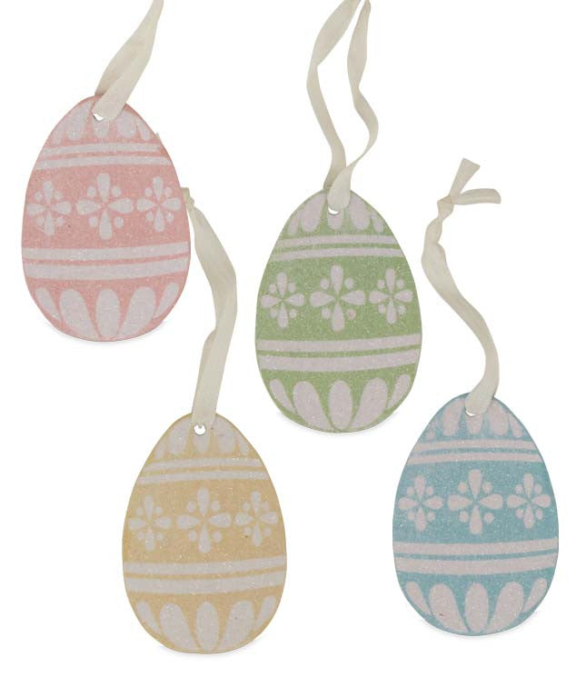 Sweet Easter Egg Ornaments by Bethany Lowe