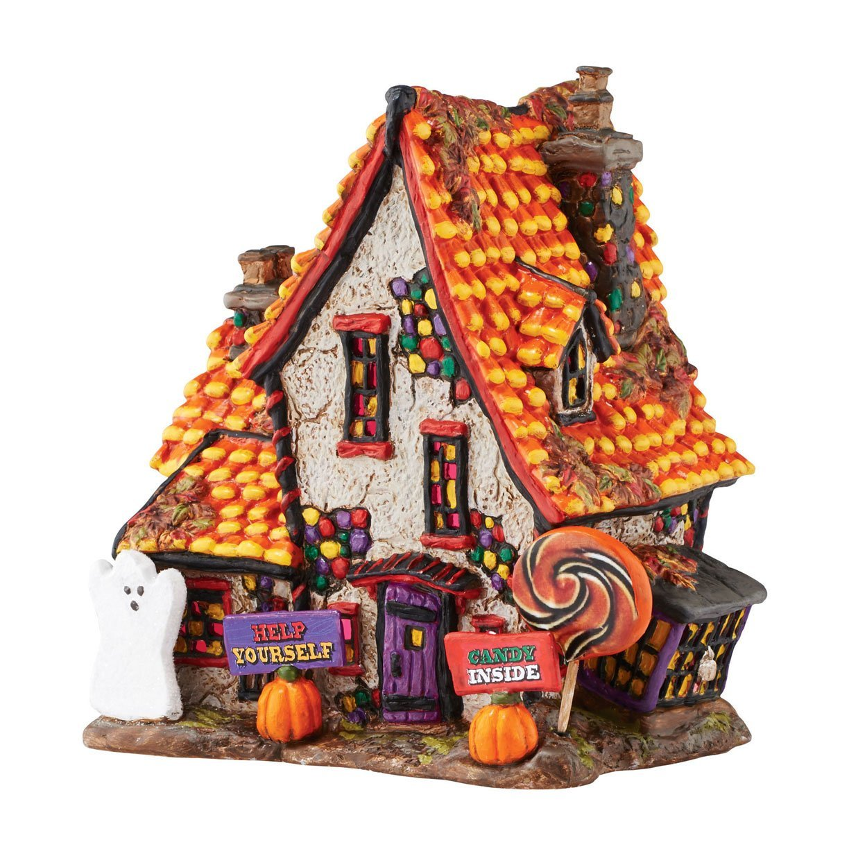 Sweet Trapping Candy Cottage - Hansel & Gretel Halloween
