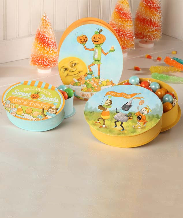 Sweet Treats Oval Nesting Boxes by Bethany Lowe