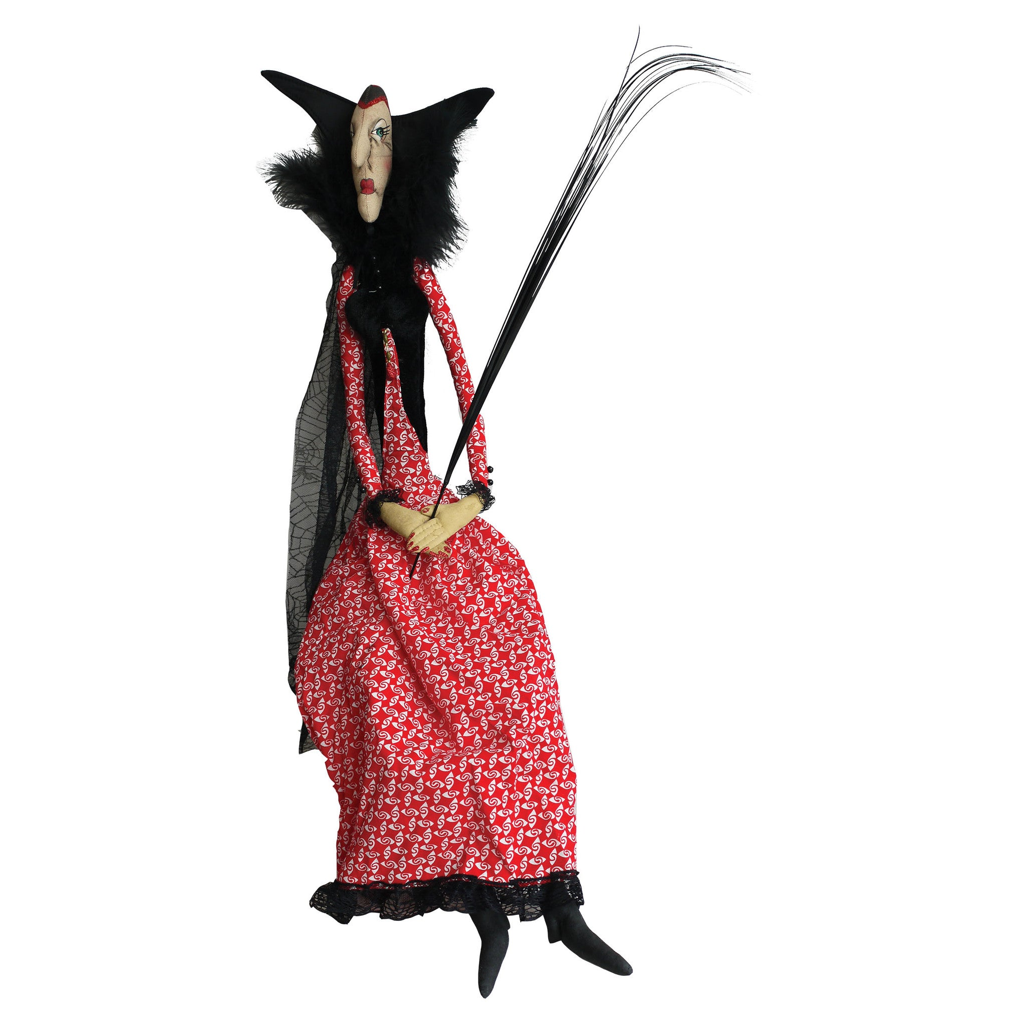 The Countess Joe Spencer Vampire Halloween Doll