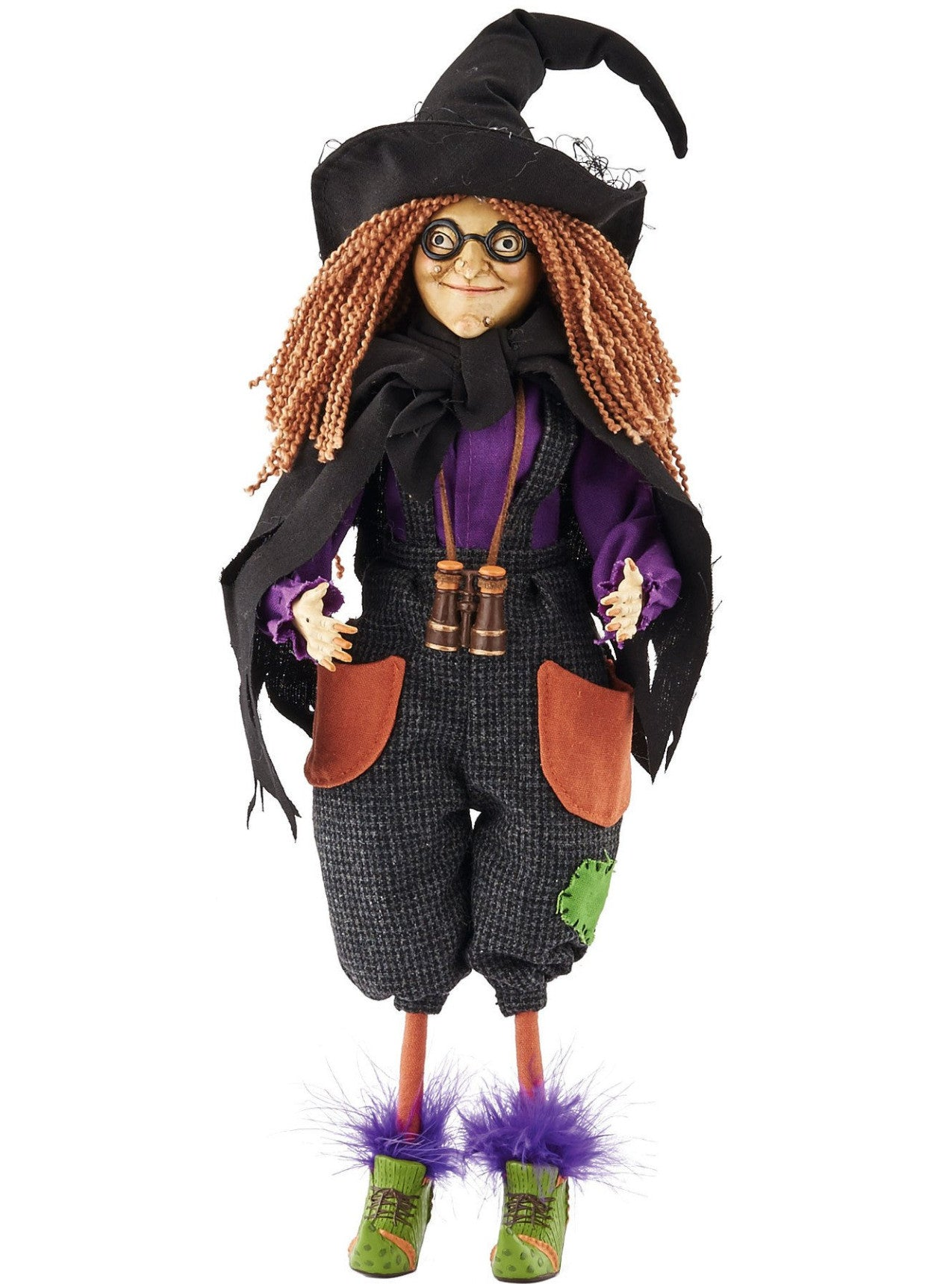 Tilly the Tower Witch Figurine by Department 56