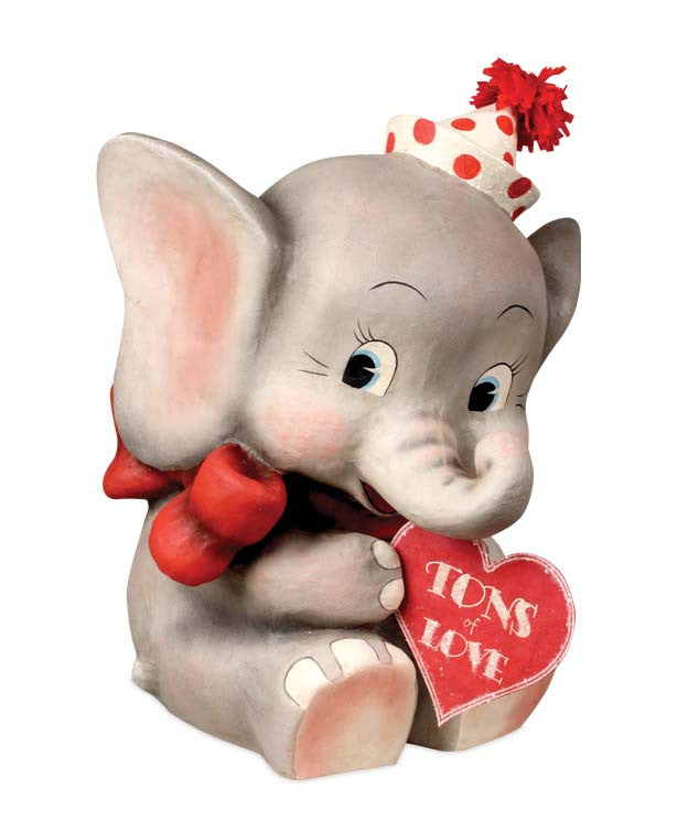Tons Of Love, Ellie the Elephant