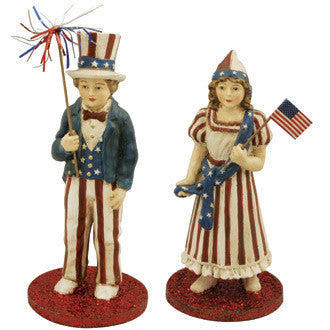 Patriotic Children