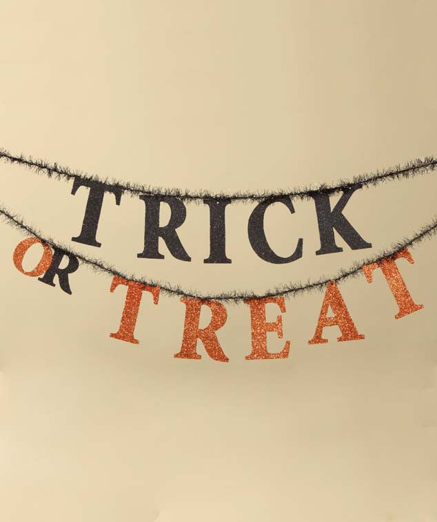 Trick Or Treats Garland