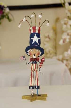 Lori Mitchell Uncle Doodle Dandy Figurine