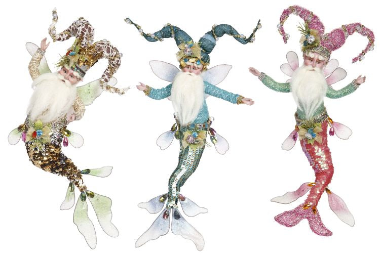 Under the Sea Merman Fairy