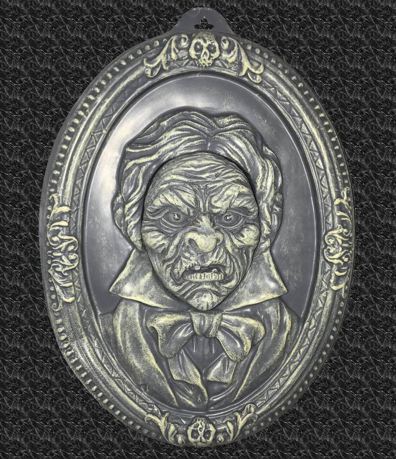 Haunted Victorian Talking Portrait - Halloween Prop