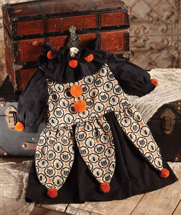Vintage Girl's Halloween Costume - Bethany Lowe Dress
