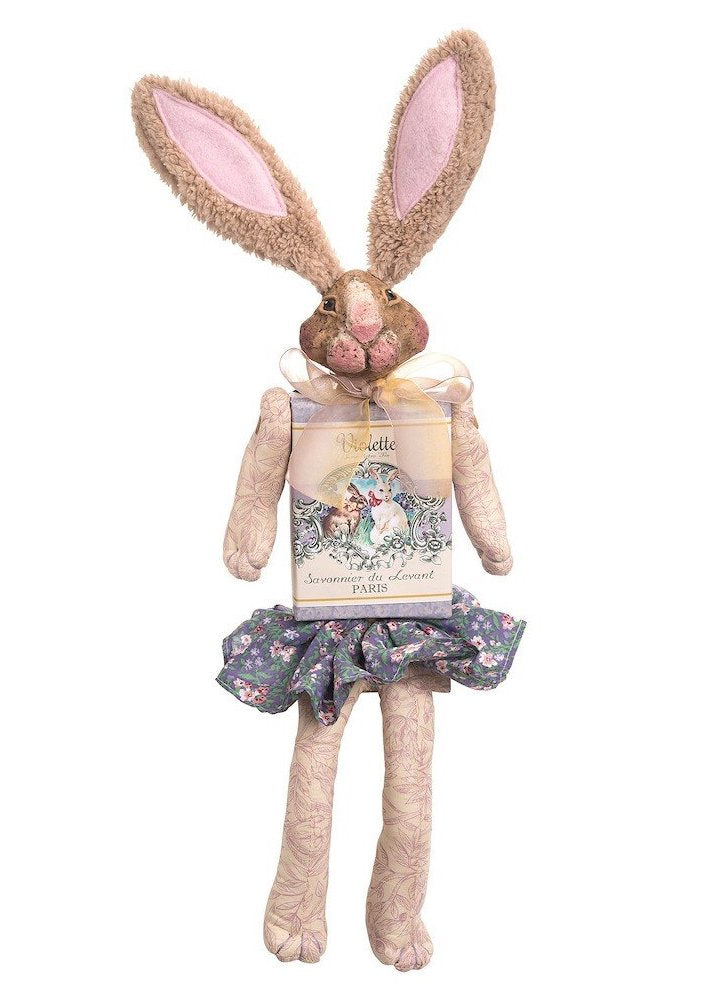 Viola French Rabbit Easter Doll