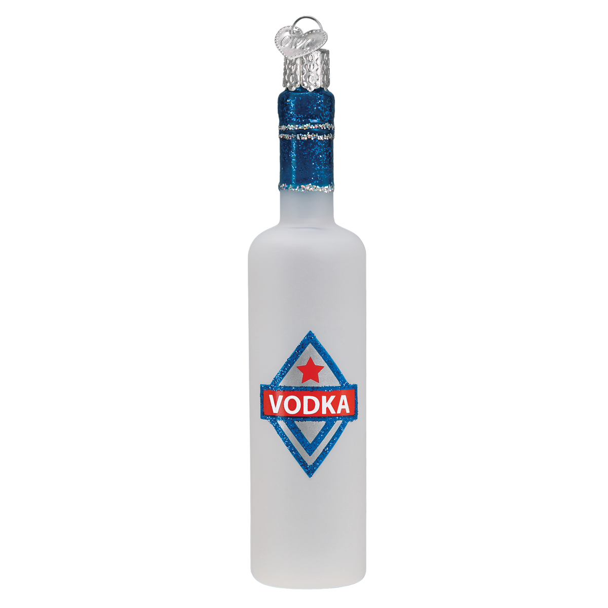 Vodka Bottle Ornaments