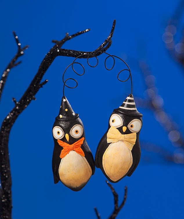 Who's Whoo Owl Ornament