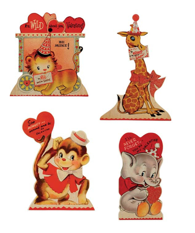 Wild About You Valentine Dummy Boards
