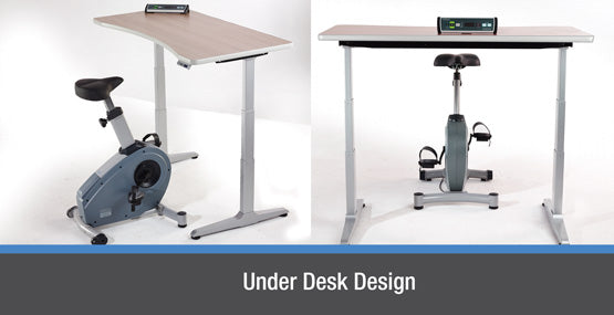 Bike Desk height adjustment