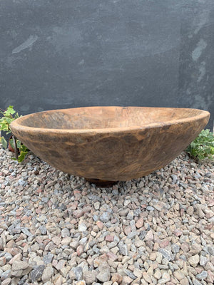 Original Artisan Wooden Bowl