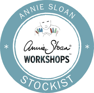 "Annie Sloan Chalk Paint Workshop 2 ""Decorative Techniques"""