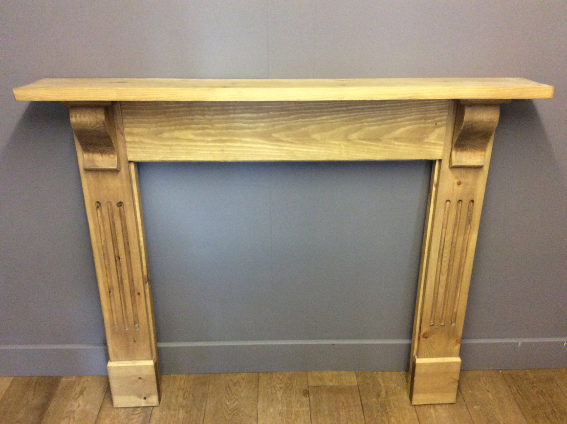Timber Fire Surround