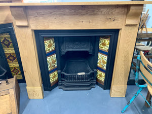 Oak Fire surrounds Made to size.
