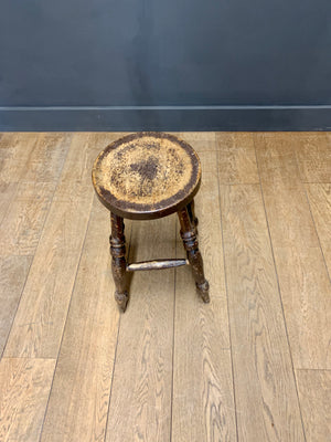 Victorian Farmhouse Stool