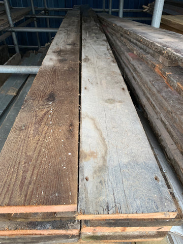 170mm Pine Floorboard Reclaimed