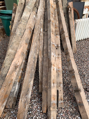 Reclaimed Oak Beams