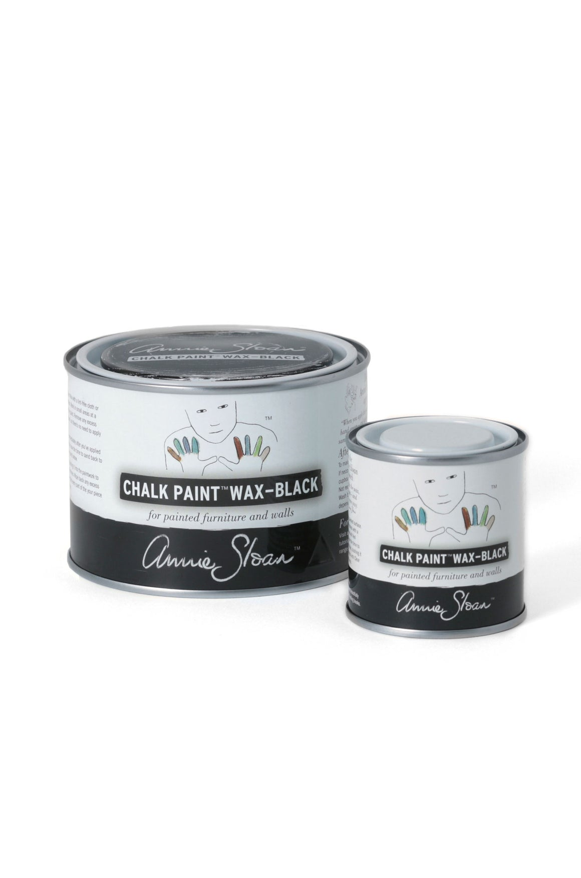 Annie Sloan Black Chalk Paint™ Wax