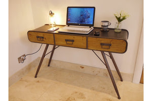 Retro Industrial Desk