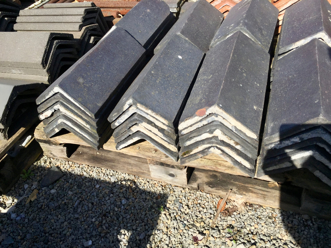 Reclaimed Ridge Tiles