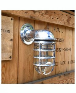 Aluminium Ships Passage Way Wall Light