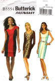 Butterick 5554 Misses'/Misses' Petite Dress - 16-18-20-22 - Smiths Depot Sewing Pattern Superstore  - 2