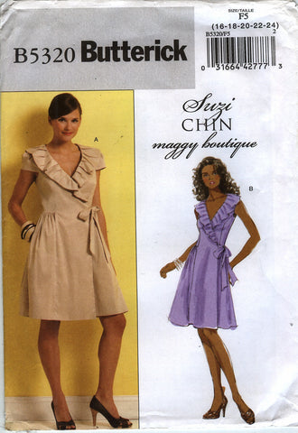 Butterick 5320 Misses' Dress