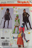Simplicity 2525 Misses' Costumes - HH (6-8-10-12) - Smiths Depot Sewing Pattern Superstore  - 1