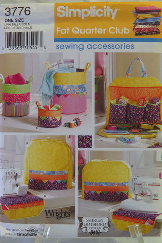 Simplicity 3776 Sewing Accessories -  - Smiths Depot Sewing Pattern Superstore