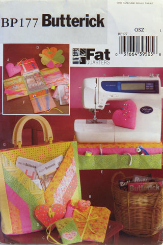 Butterick 0177 Sewing Accessories -  - Smiths Depot Sewing Pattern Superstore