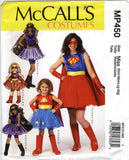 McCall's 0450 Misses'/Children's/Girls' Costumes - Miss (8-10-12-14-16-18-20-22) - Smiths Depot Sewing Pattern Superstore  - 2