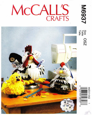 McCall's 6937 Sewing Organizers