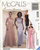 McCall's 9225 Misses' Lined Dresses in Two Lengths and Scarf - D (12-14-16) - Smiths Depot Sewing Pattern Superstore  - 2