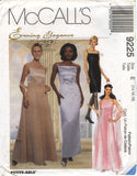 McCall's 9225 Misses' Lined Dresses in Two Lengths and Scarf - E (14-16-18) - Smiths Depot Sewing Pattern Superstore  - 3