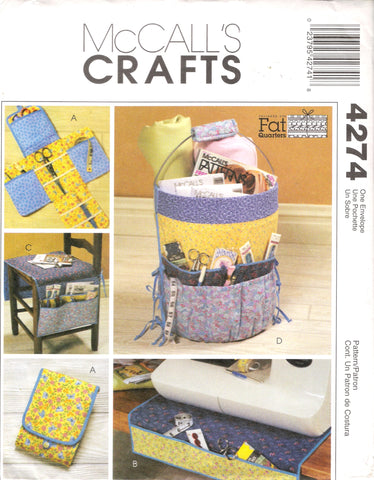 McCall's 4274 Sewing Accessories Package