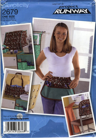 Simplicity 2679 Sewing Room Essentials -  - Smiths Depot Sewing Pattern Superstore