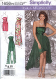 Simplicity 1656 Misses' Special Occasion Dress - P5 (12-14-16-18-20) - Smiths Depot Sewing Pattern Superstore  - 2